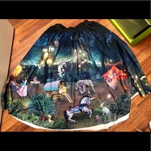 Blackmilk Pocket Skirt M